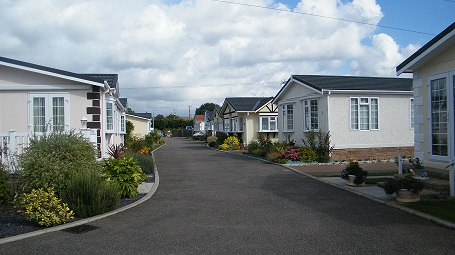 Residential Park Homes Estate